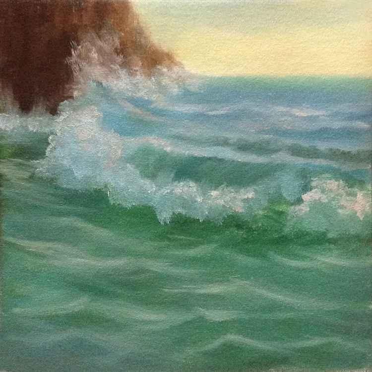 Sunny Ocean -