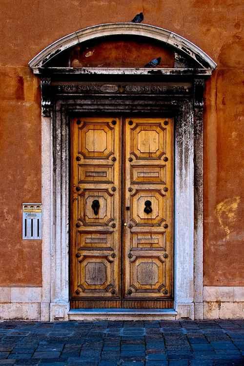 Venetian Door No.4 -