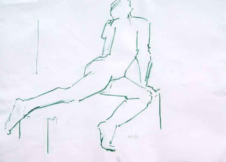 Life Drawing No 49
