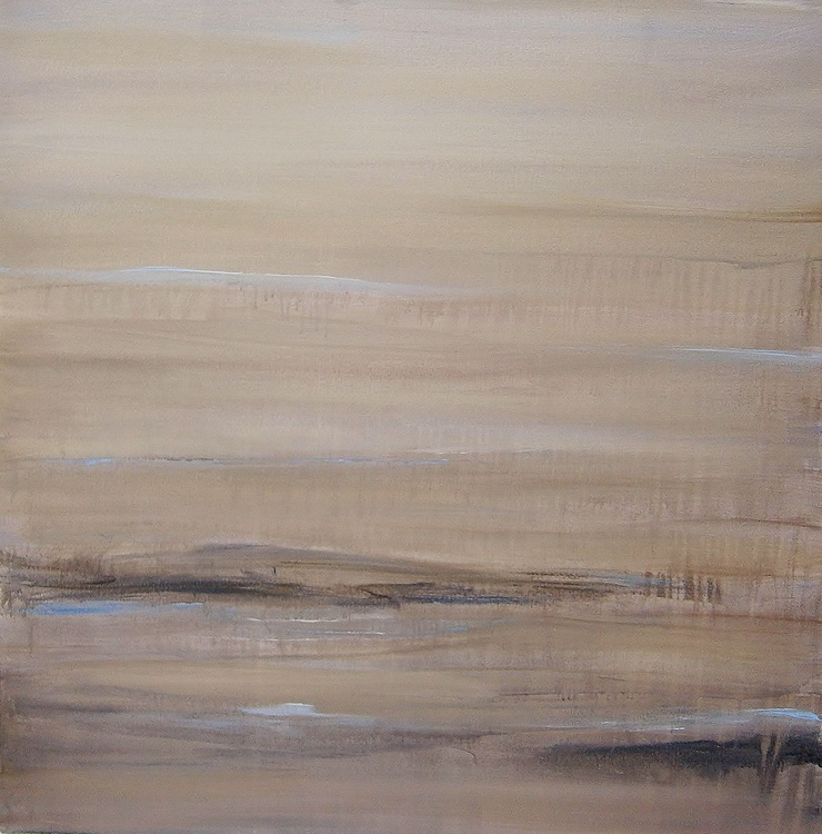 'After The Tide Turns' Large Abstract - Image 0