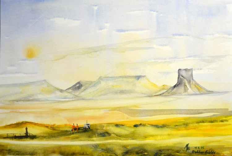 Dukhan Fields -