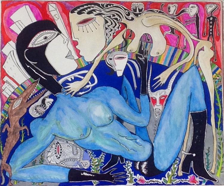 The spirits of extasy - Image 0