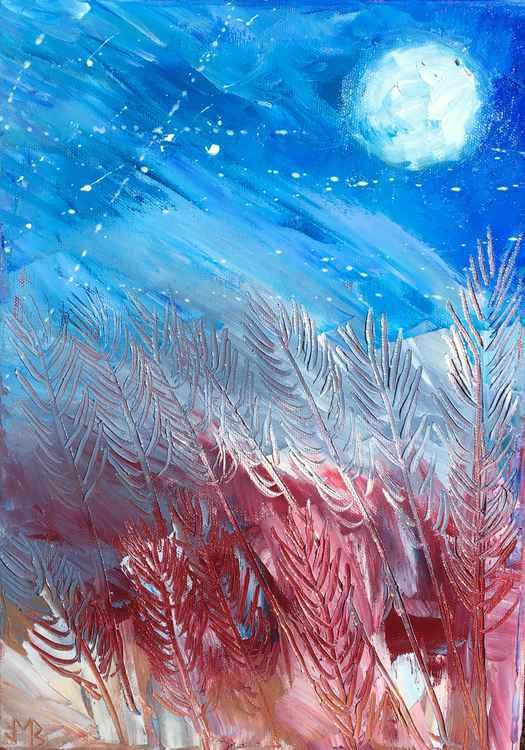 Abstract Nature No 3
