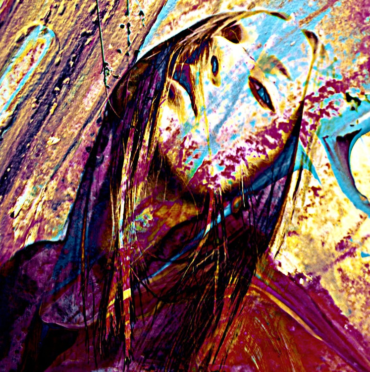 Untitled #8 - Limited Edition Canvas Print - Image 0