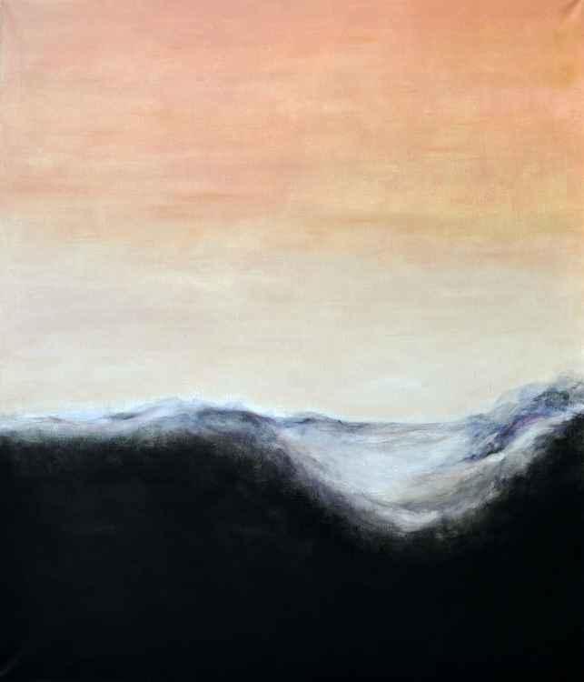 Vanilla Sky, 120 x 140 cm
