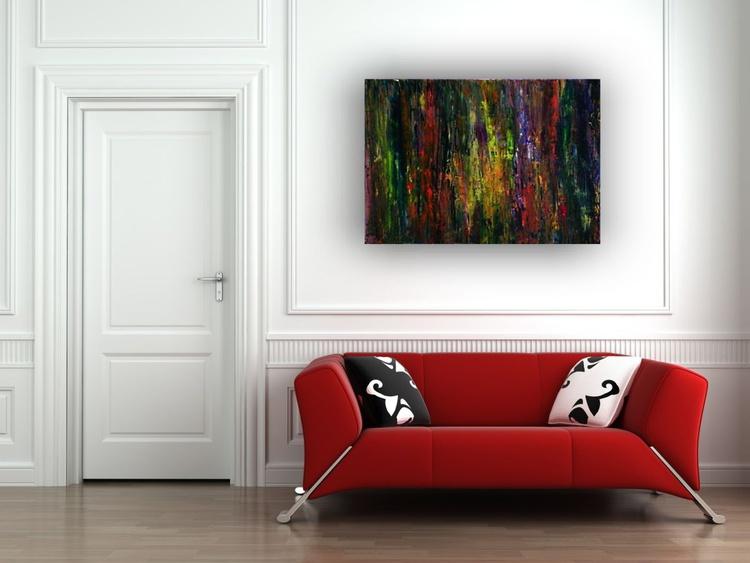 Feelings  70х50 cm, oil painting, 2015 - Image 0