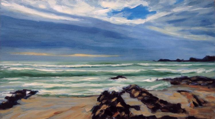 Rocky beach - Image 0