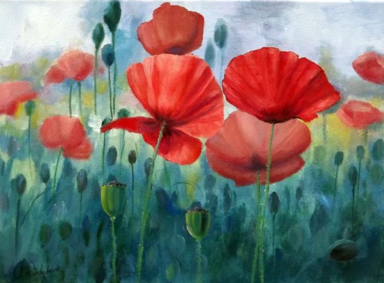 Poppy Field 3 - Image 0