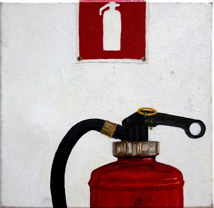 Fire Extinguisher - Image 0