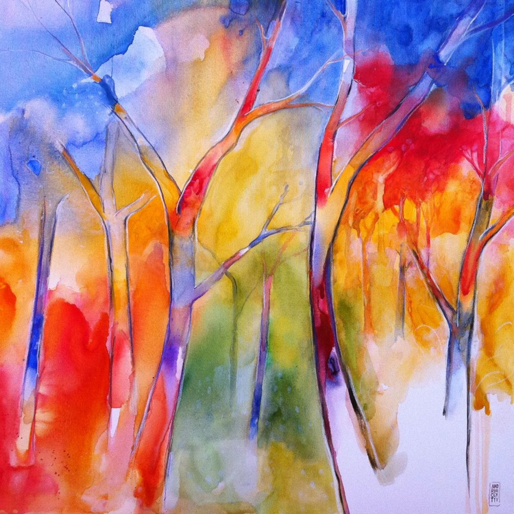 The colors of the woods - Image 0