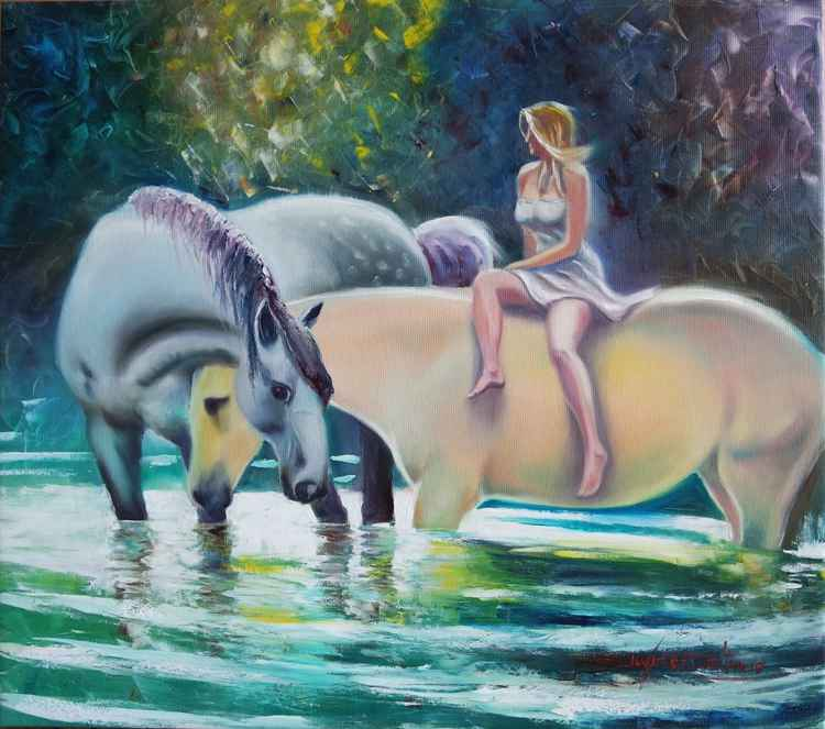 A Horse Dream -
