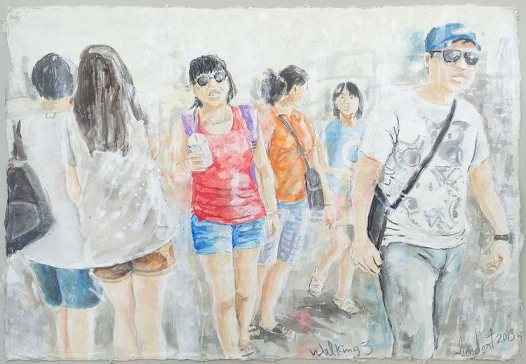 Walking 3 - Image 0