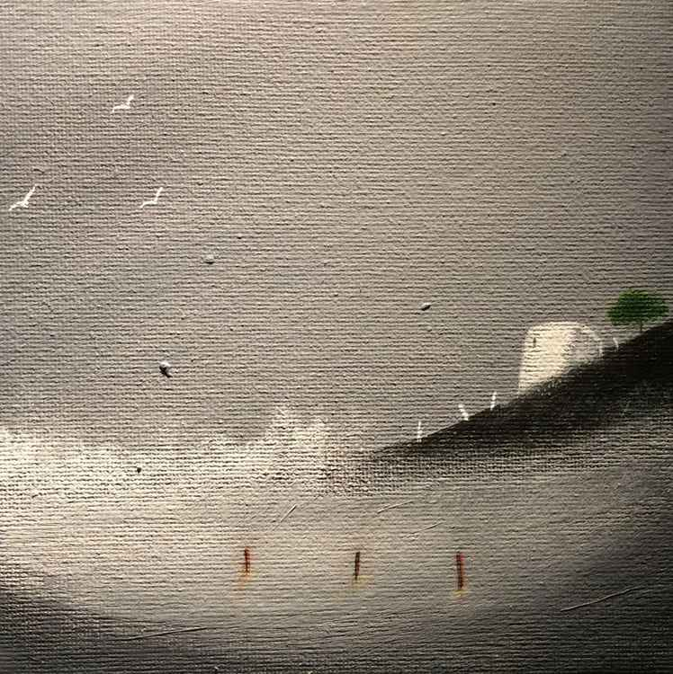 """ winter waves "" ( miniature size)"