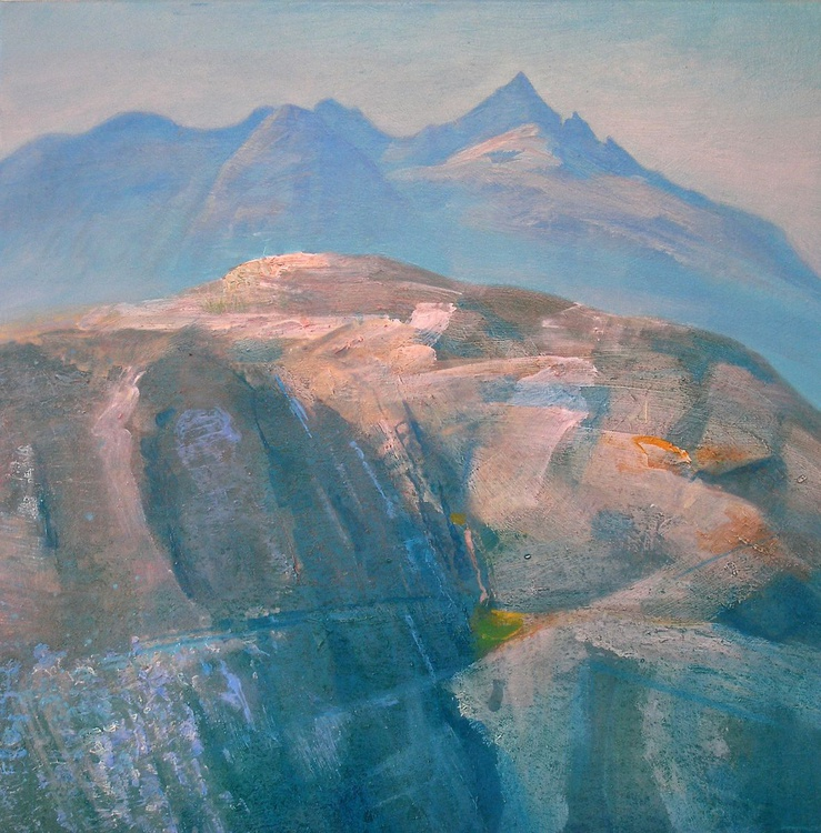 ROCK STUDY, THE CUILLIN HILLS, SKYE - Image 0