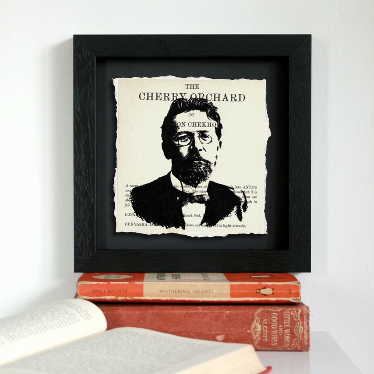 Chekhov - The Cherry Orchard (Framed) - Image 0