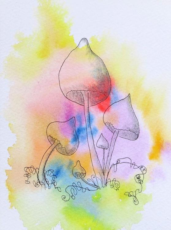 Mushrooms - Image 0