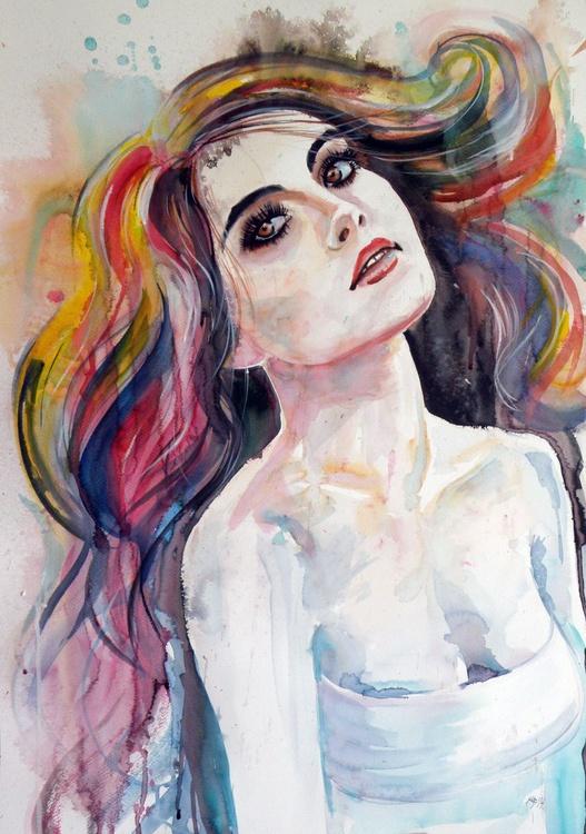 Girl II - Image 0