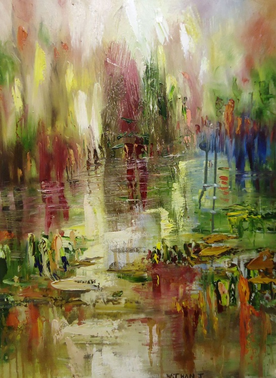 A FLOODED FOREST - Image 0