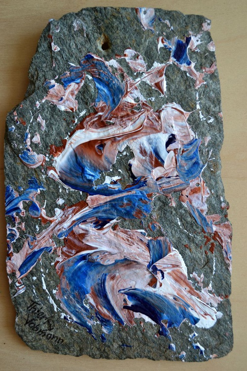 Magical stone 2. Natural slate. - Image 0