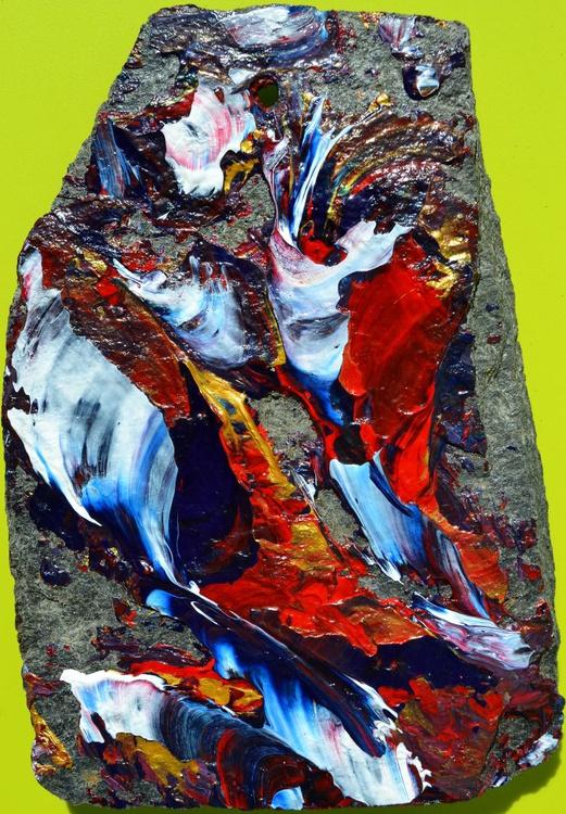 Magical stone 1. Natural slate. - Image 0