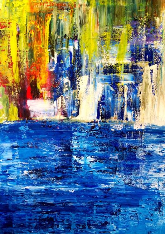 Abstract 370 - Waterfall - Image 0