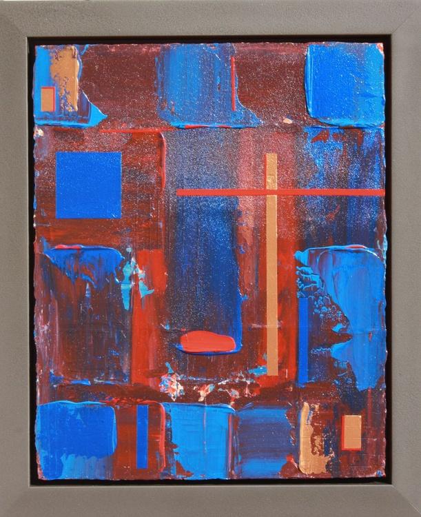 Primitive Abstract Piece III - Image 0
