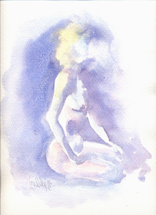 Dorothy kneeling - Image 0