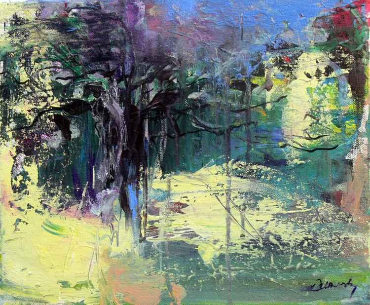 Black tree -
