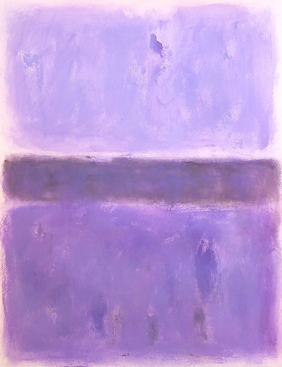 Mauve and violet - Image 0