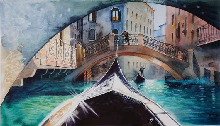 Sunny Venice -