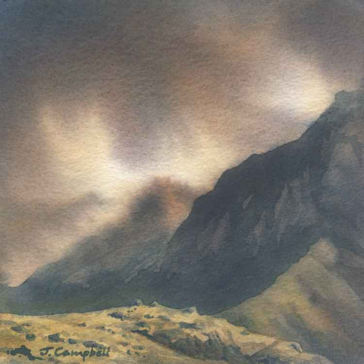 Mickledore, Scafell. -