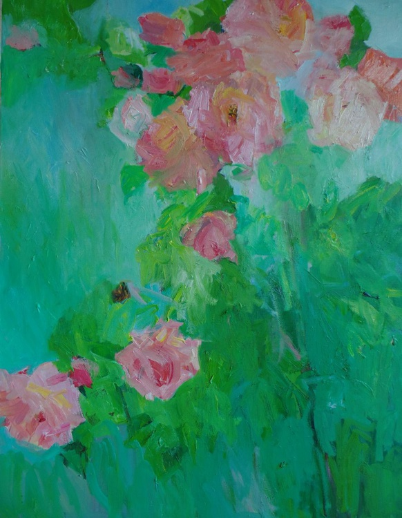 Summer roses - Image 0
