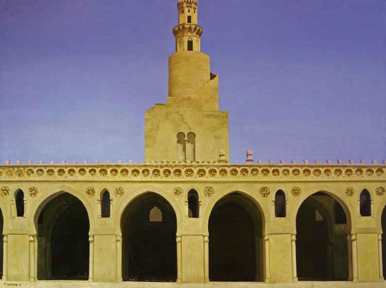 Ibn Tulun Mosque, Cairo -