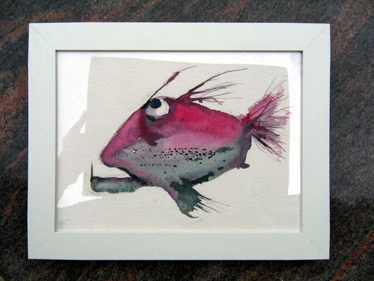 fish (wondering one ) - Image 0