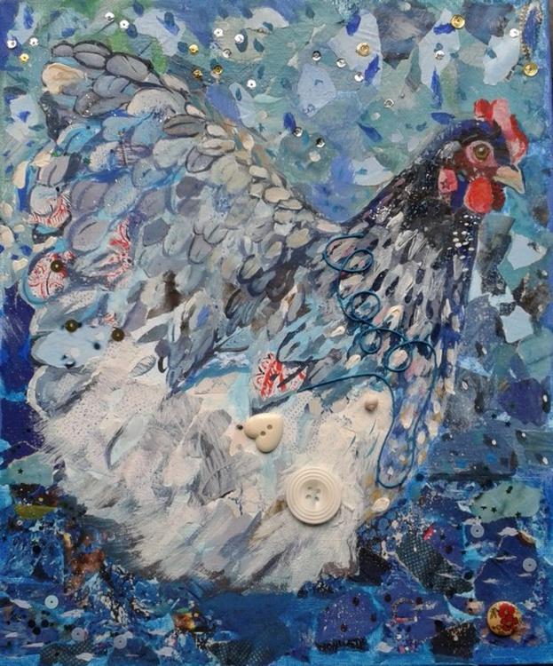Blue Orpington - Image 0