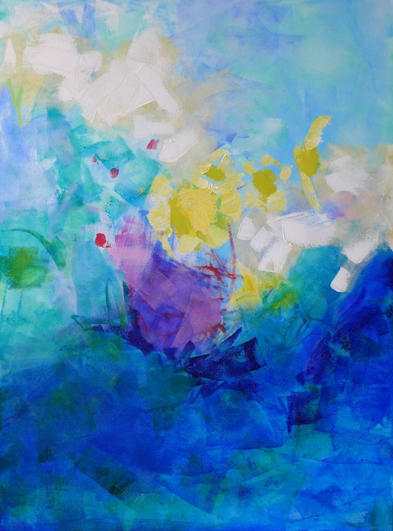 """A Rose By Any Other Name 30"""" x 40""""/76 x 102cm - Image 0"""