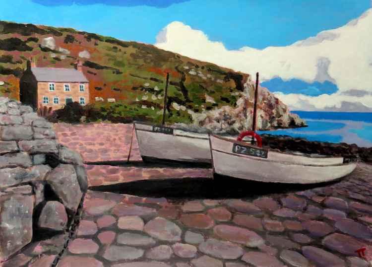 Penberth Cove -