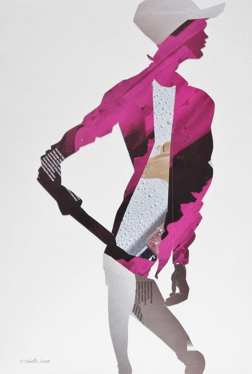 Pink Jacket - Image 0
