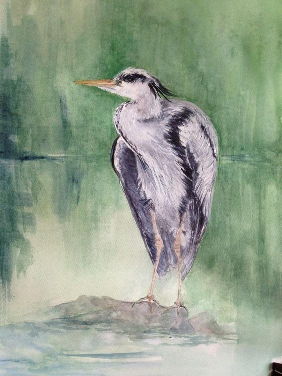 Grey Heron - Image 0