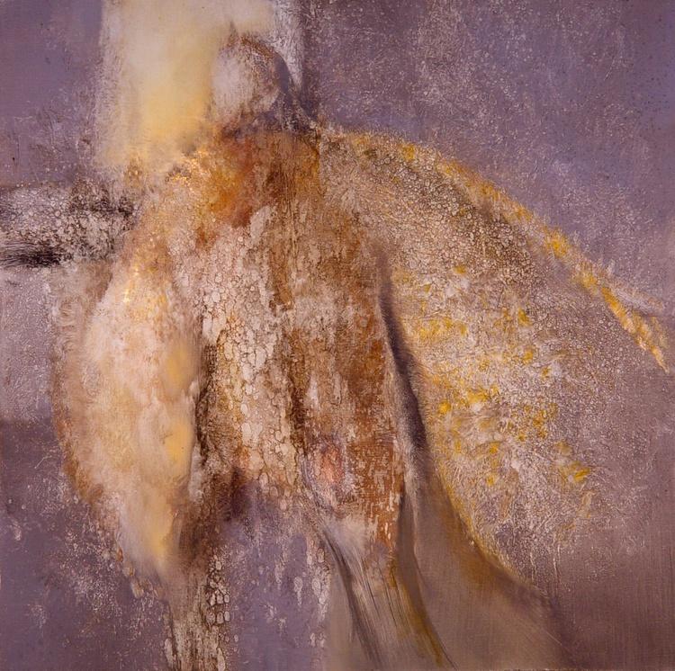 Transfigure #7, The Bird, 80x80 cm - Image 0
