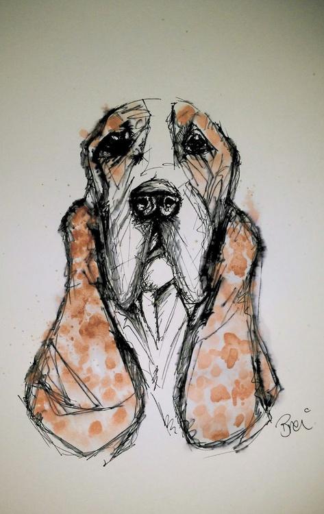 Basset Hound Doodle - Image 0