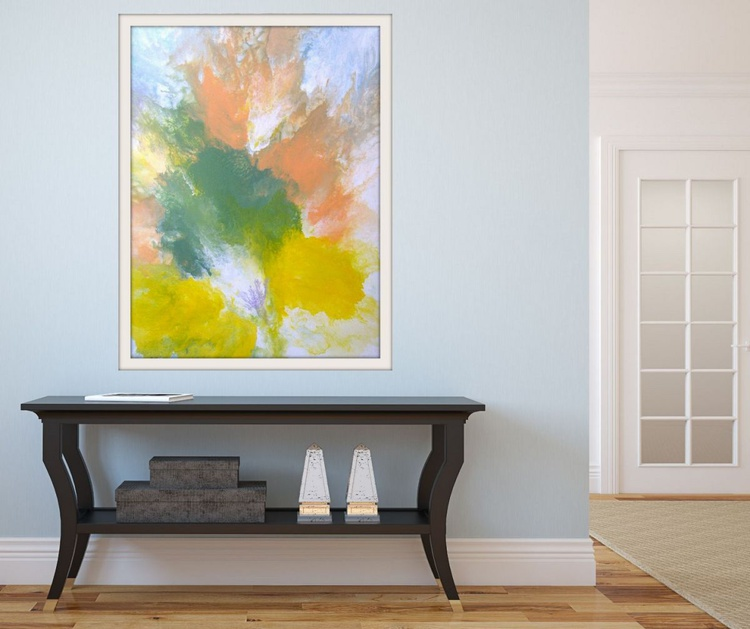 Spring dream Abstract painting - Image 0