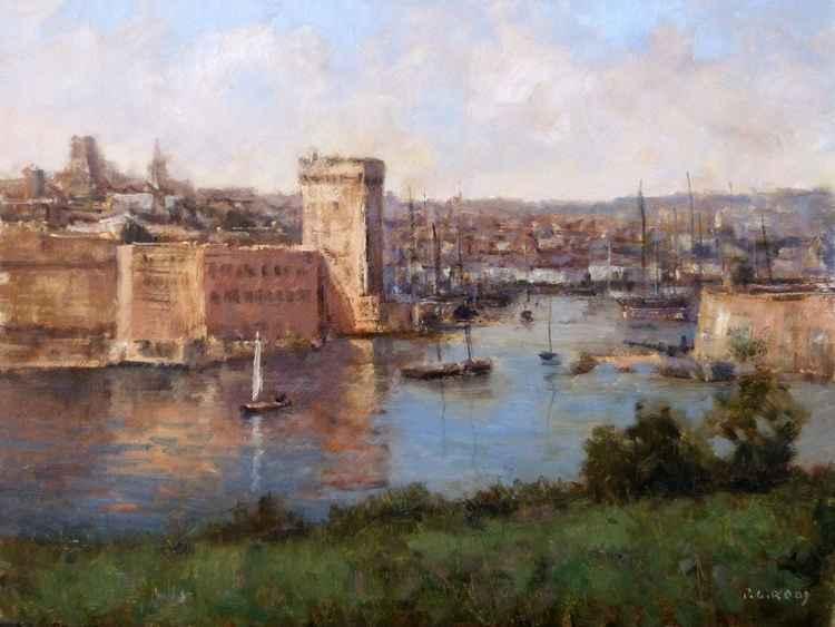 Vieux Port de Marseille -