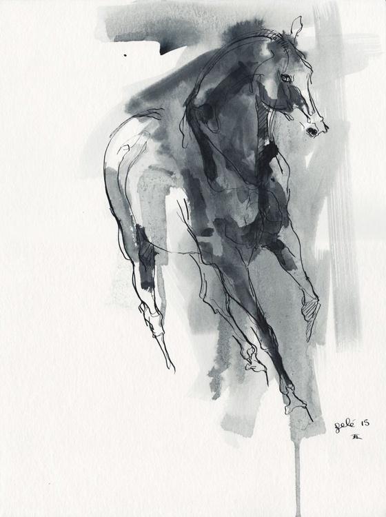 Equine Nude 104 - Image 0