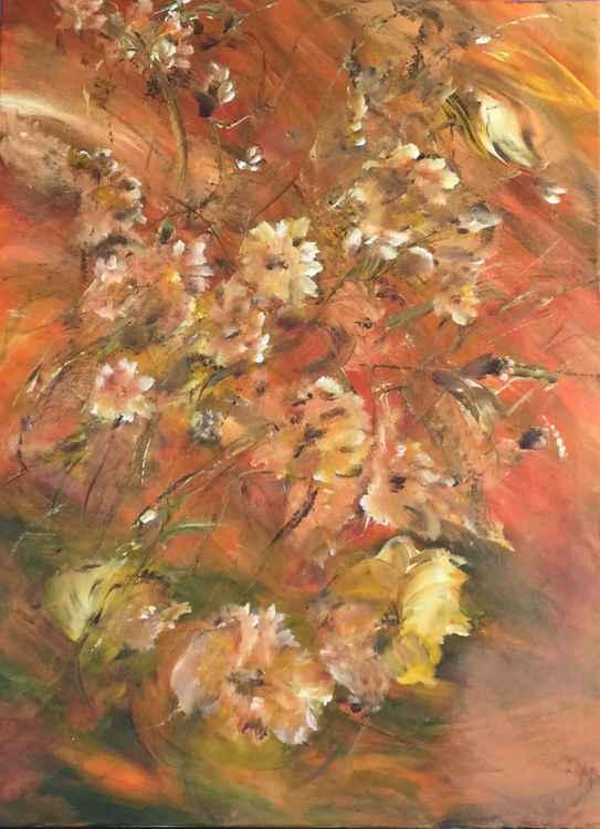 """""""October Blooms"""" -"""
