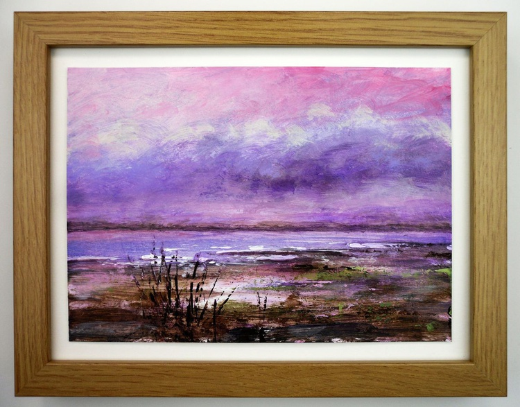 The fragrance of salt marsh and shore mud 11 - Spittal Beach, Northumberland Coast - Image 0
