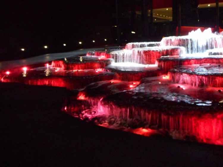Red velvet falls -