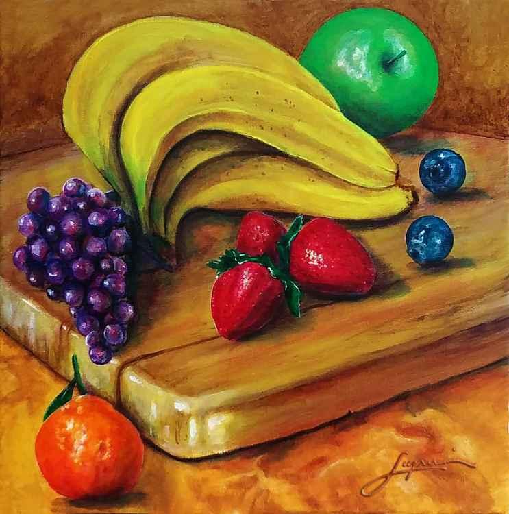 Still life No. 6 Mixed fruit -