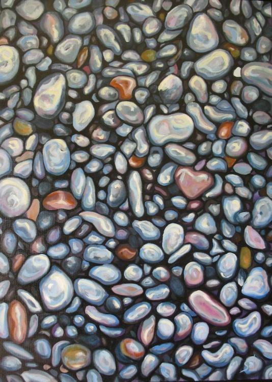 """Shoreline Pebbles"" - Image 0"