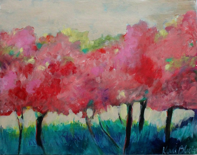 Dance of the Cherry Trees - Image 0
